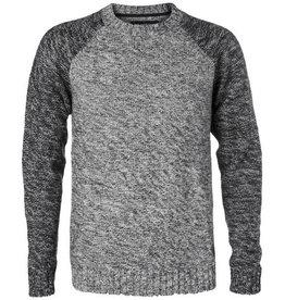 Minimum Minimum, Patrick Knit, Grey Melange, XL