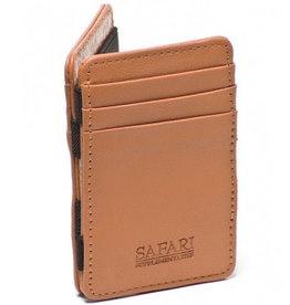 Safari Safari, The Smart Wallet, Tan