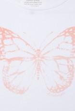 armedangels Armedangels, Uma Batik Butterfly, white, XS