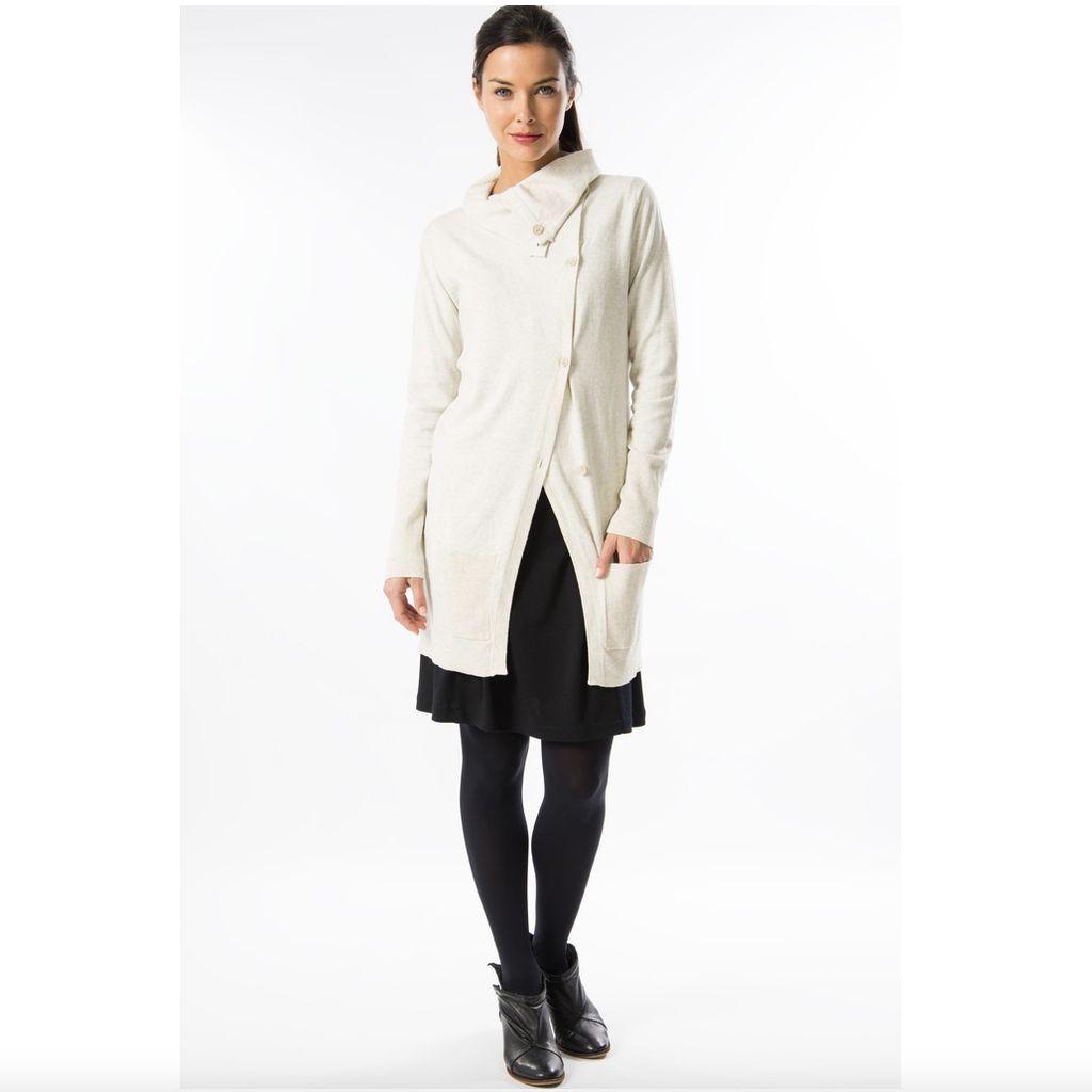 Skunkfunk Skunkfunk, Auria Sweater, grey melange, M