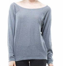 Dr.Denim Dr. Denim, Isolde Sweater, blue mirage, M