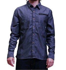 RVLT RVLT, Terkel Shirt, Grey, L
