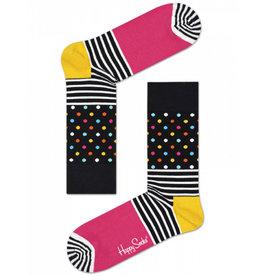 Happy Socks Happy Socks, SDO01-9000, schwarz, 36-40