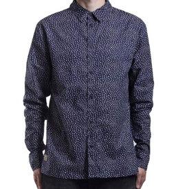 RVLT RVLT, 3345, Shirt Pattern, Navy, S