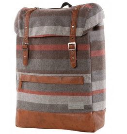 HEX Hex, Westmore Cloak Backpack, Woven Stripe