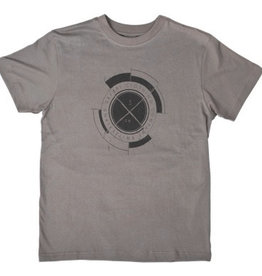 Safari Safari, Shield S/S, Dark Grey, S