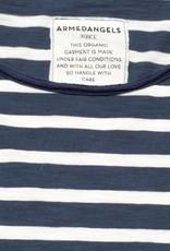 armedangels armedangels, Lenny Stripes, washed blue, XL