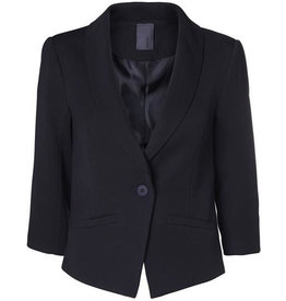 Minimum Minimum, Evaline Blazer, Black, (34) XS