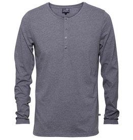 Minimum Minimum, Kalle Tee, Light Grey, L