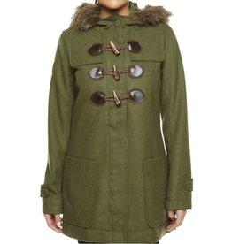 Element Clothing ELEMENT, Duffy II Jacket, Women, Vine, L
