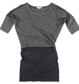 Element Clothing Element, Emily, Charcoal Heather, S