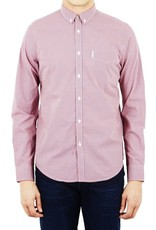 Ben Sherman Ben Sherman, Mini Mod Check, dawn red, L