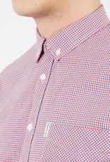 Ben Sherman Ben Sherman, Mini Mod Check, dawn red, XL