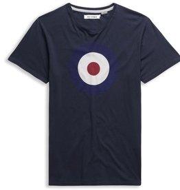 Ben Sherman Ben Sherman, Target T-Shirt, Navy, L