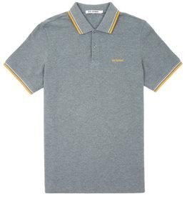 Ben Sherman Ben Sherman, Polo Shirt Romford, heritage grey marl, XL