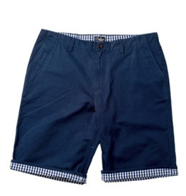 Safari Safari, Shorts, Roll Up, Navy, 34