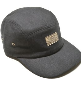 Safari Safari Clothing, Original 5-Panel Cap, black