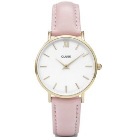 Cluse Cluse, Minuit, gold/ white/ pink