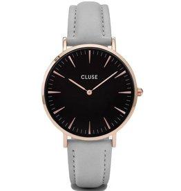Cluse Cluse, Bohème, rose gold/ black/ grey