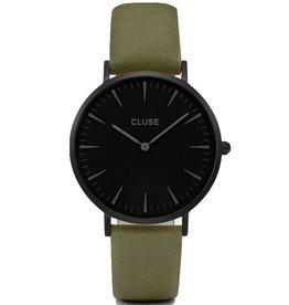 Cluse Cluse, Bohème, full black/ olive green