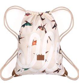 Kollegg Kollegg, Bag, alloverprinted birds