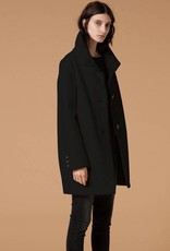 Sessun Sessun, Chera Coat, black, L