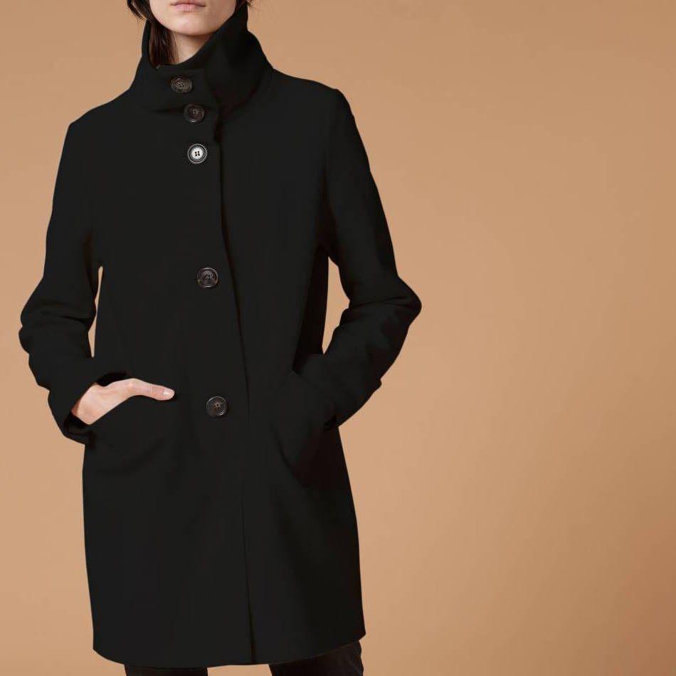 Sessun Sessun, Chera Coat, black, M