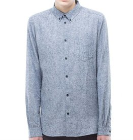Dr.Denim Dr.Denim, Pete Shirt, blue, L