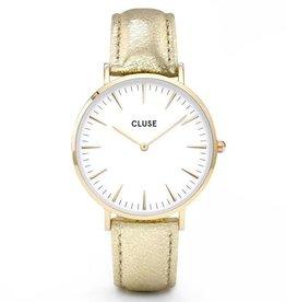 Cluse Cluse, La Bohème, gold white/gold metallic