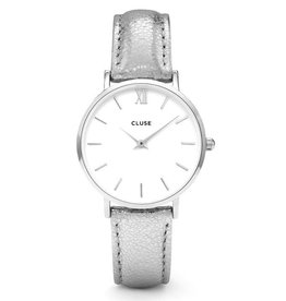 Cluse Cluse, Minuit, silver white/silver metallic