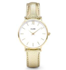 Cluse Cluse, Minuit, gold white/gold metallic