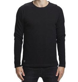 RVLT RVLT, 6397 knit structure, black, XXL