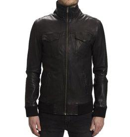 RVLT RVLT, 7132 Jacket leather, black, M
