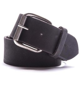 RVLT RVLT, 9071 Belt Leather, black, 95cm