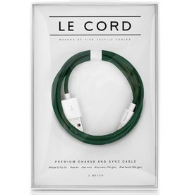 Le Cord LeCord, Solid Spruce