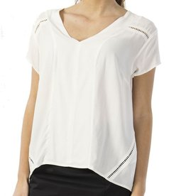 Skunkfunk Skunkfunk, Alodi Shirt, white, M