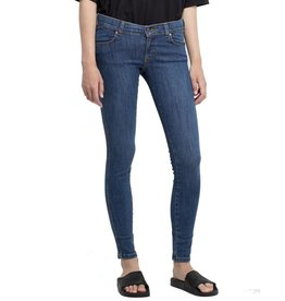 Dr.Denim Dr.Denim, Dixy, organic mid blue, XS