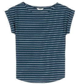 Wemoto Wemoto, Bell Stripe, blue melange/white, XS