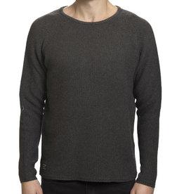 RVLT RVLT, 6261 Knit Pattern, Grey, L