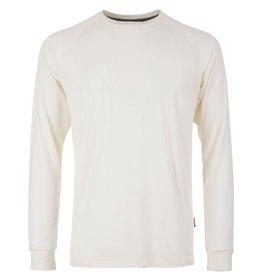 pallyhi PallyHi, CrewNeck Longsleeve, white, XL