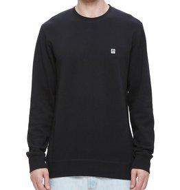 Obey Obey, Eighty Nine Icon Crew, black, M