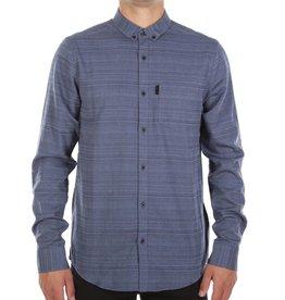 Iriedaily Iriedaily, La Banda City LS Shirt, navy, S