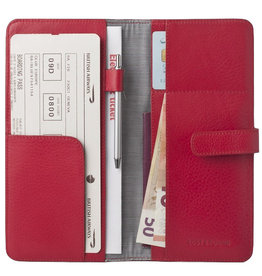 Lost & Found Accessories Lost & found, Travel Organizer, tangerine red