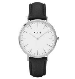 Cluse Cluse, La Bohème, silver white/black