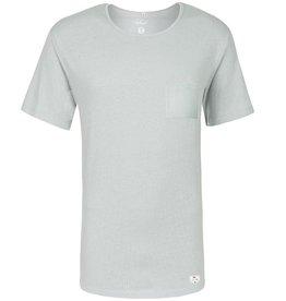 Bleed Bleed, Linen T-Shirt, light grey, XL