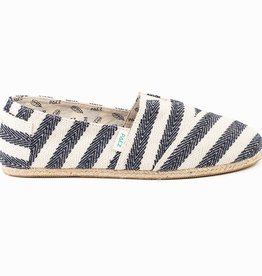 Paez Paez, Original Raw Wide Stripes, Navy, 43