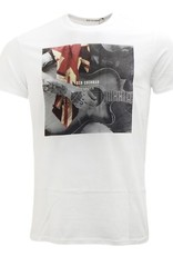 Ben Sherman Ben Sherman, Guitar Union Jack, bright white, L