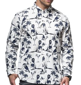 Minimum Minimum, Ramon Shirt, White, XL
