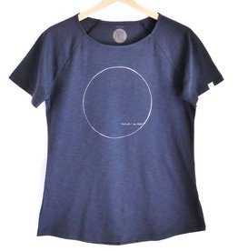 ZRCL ZRCL,  W T-Shirt We Are, blue sub, XS