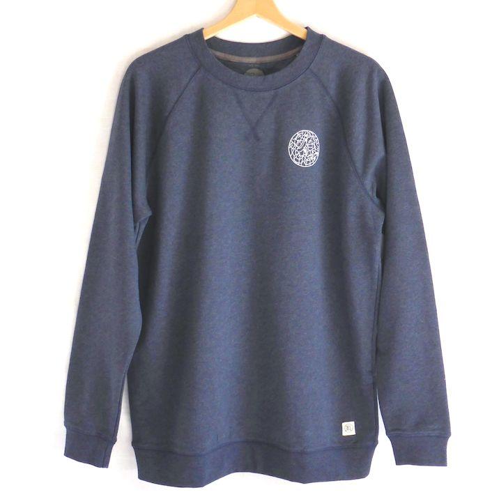 ZRCL ZRCL, Sweater Fight, blue, L